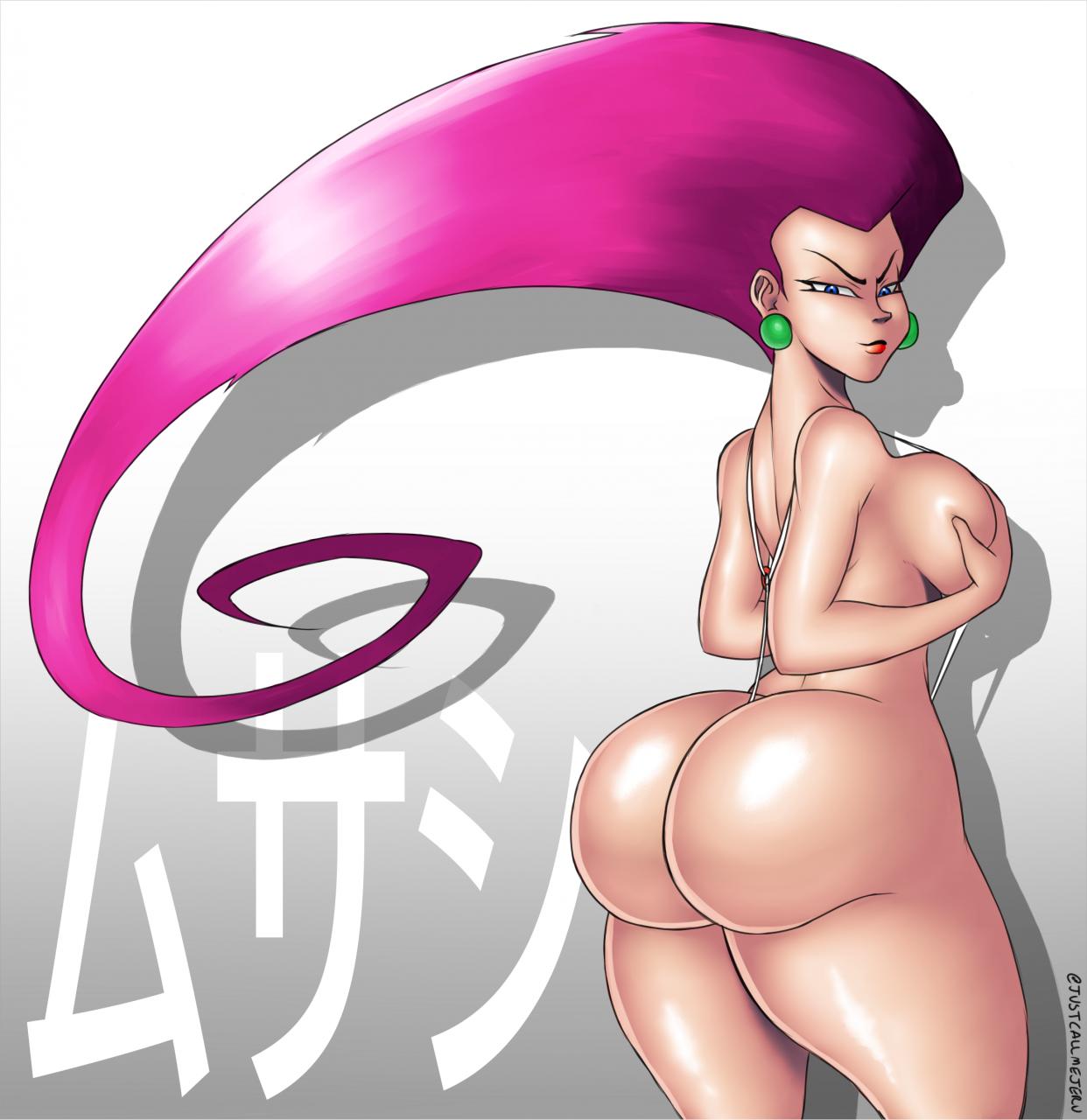 Jessie hentai rocket team Team Rocket