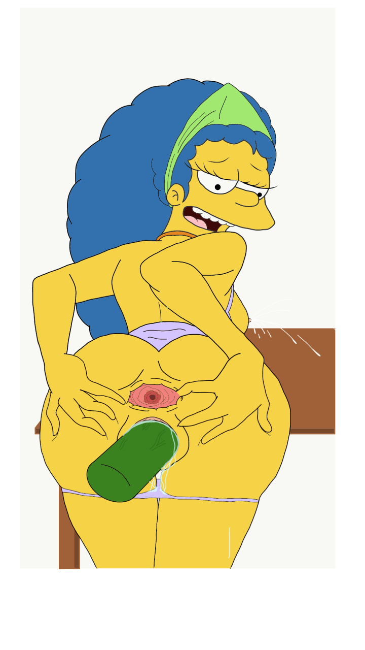 Marge simpson dildo sexual sex