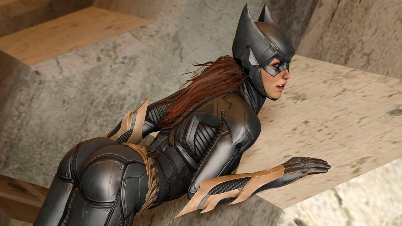 Batgirl nu