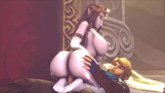 link+princess zelda